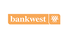 Logo for iSelect home loans partner Bankwest