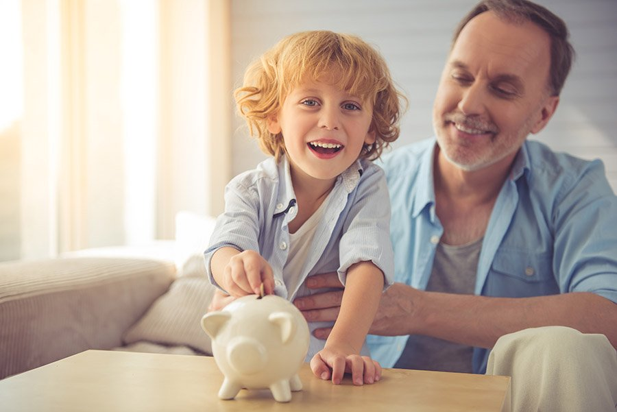 Get started on saving for a house deposit - now!