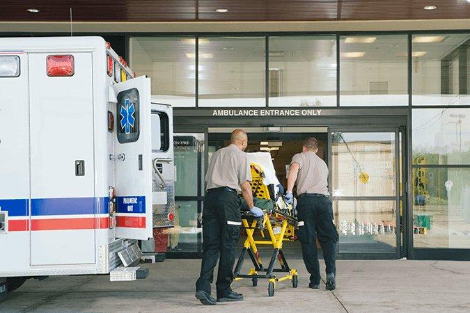 Ambulance cover South Australia