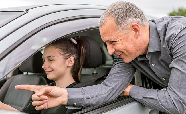 add a learner driver to insurance