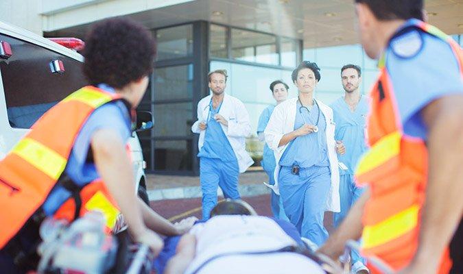 ambulance cover victoria