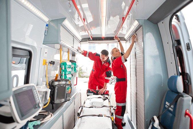 ambulance cover WA