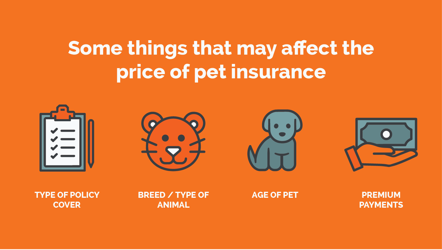 How Much Does Pet Insurance Cost Compare Pet Insurance With Iselect