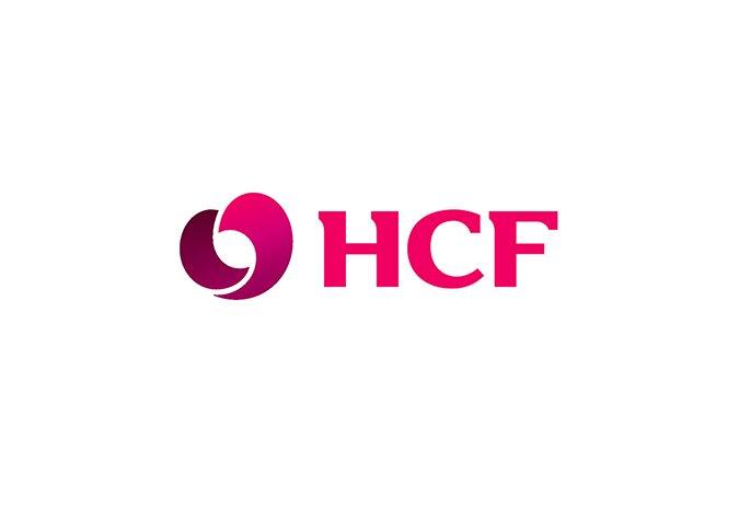 HCF health fund logo