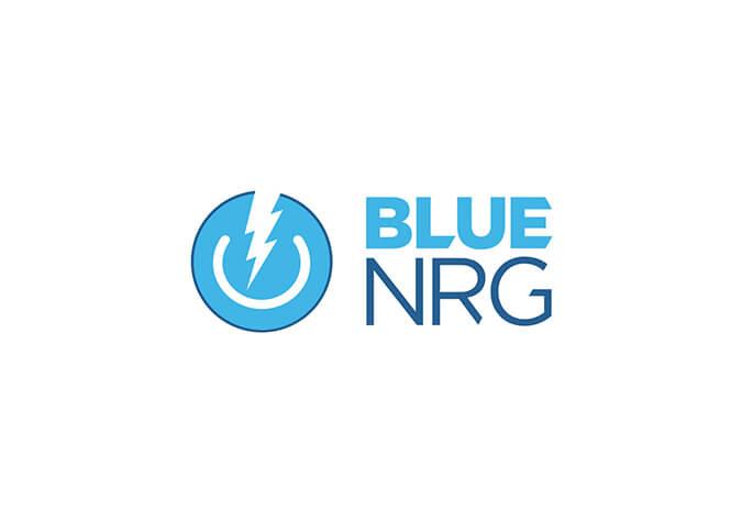 BlueNRG logo